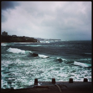 Stormy Coogee